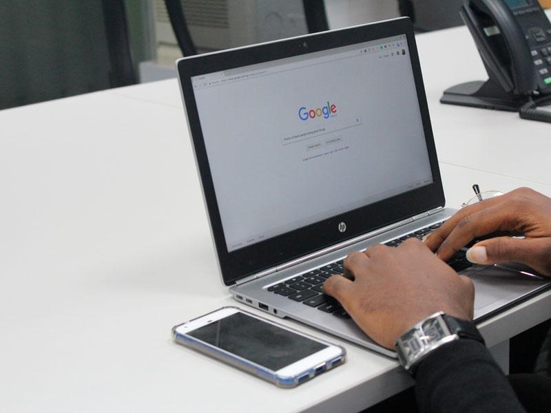 Por que alcançar a primeira página do Google?